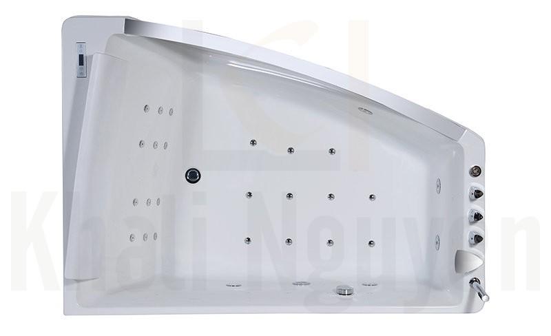 Lòng bồn tắm massage NG-65109B