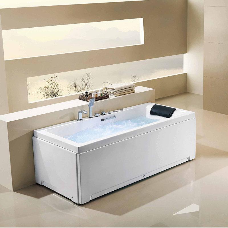 Hình ảnh tổng thể bồn tắm massage NG-DE002/DE002P