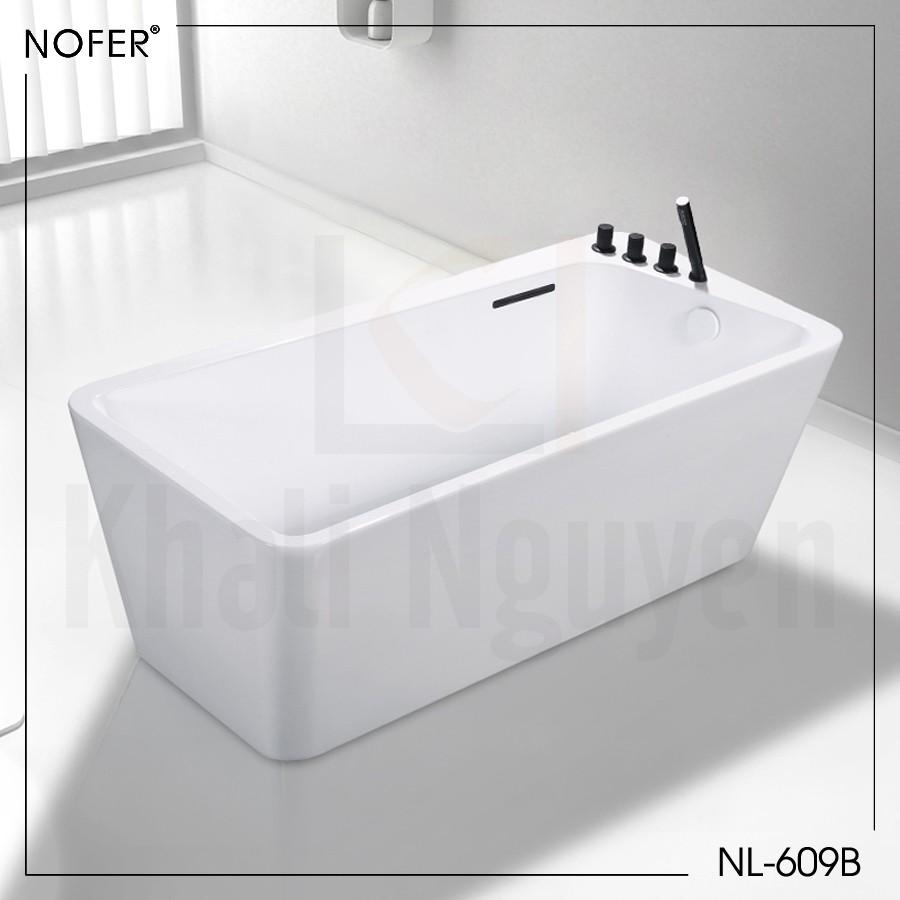 Bồn tắm cao cấp NOFER NL-609B