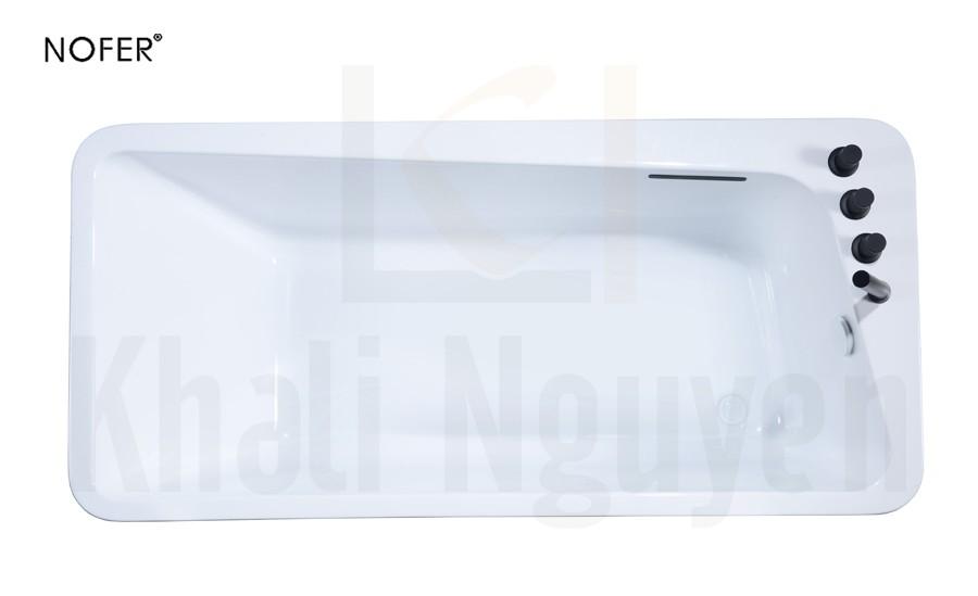 Lòng bồn tắm NOFER NL-609B