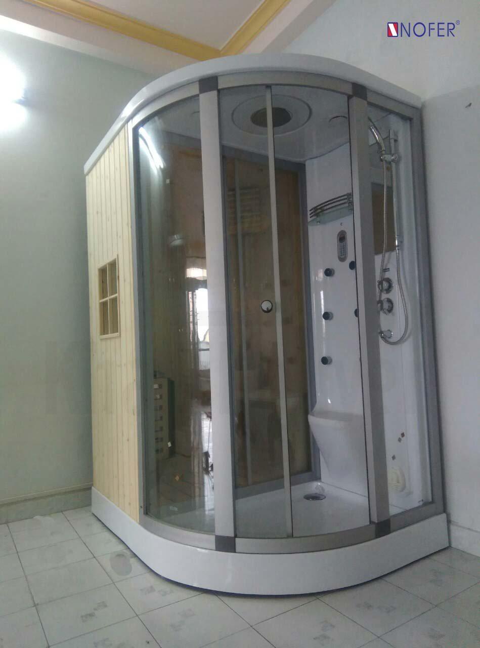 Phòng xông hơi Nofer SN-602R - Hình 4