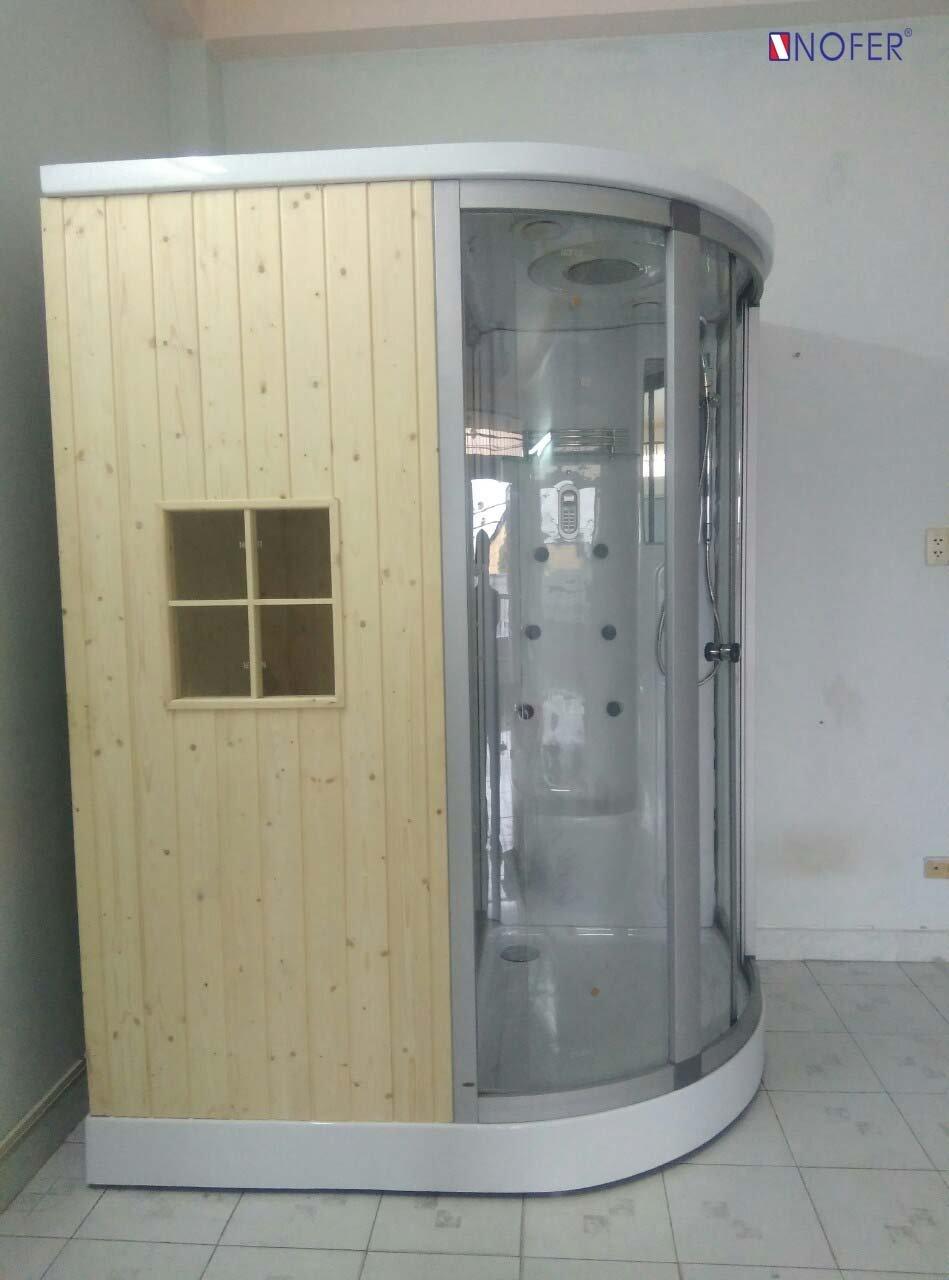 Phòng xông hơi Nofer SN-602R - Hình 5