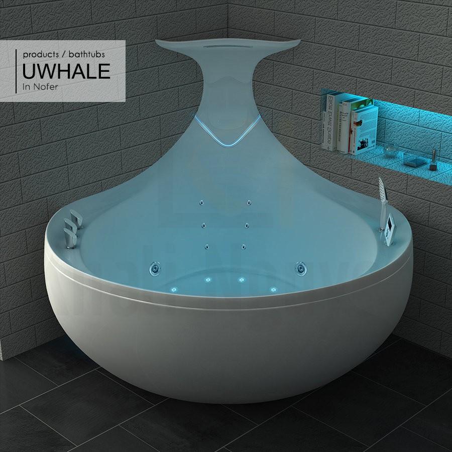 Bồn tắm massage UWHALE