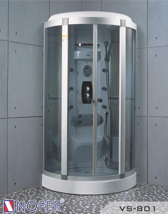 Hình ảnh tổng thể phòng xông hơi Nofer VS-801