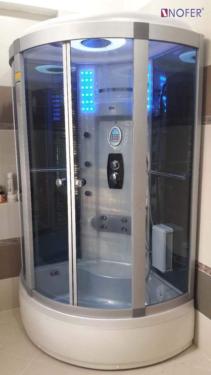 Phòng xông hơi Nofer VS-802 - HÌnh 2