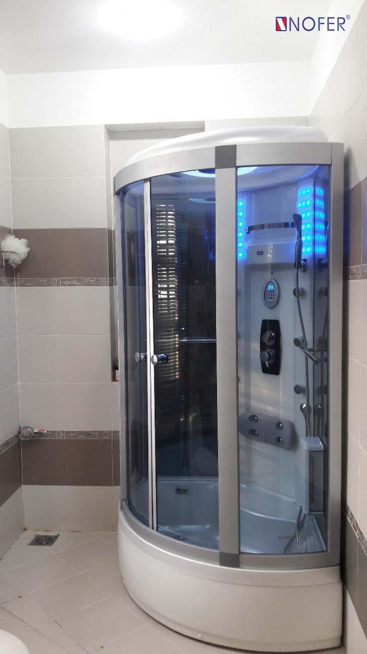 Phòng xông hơi Nofer VS-802 - HÌnh 3