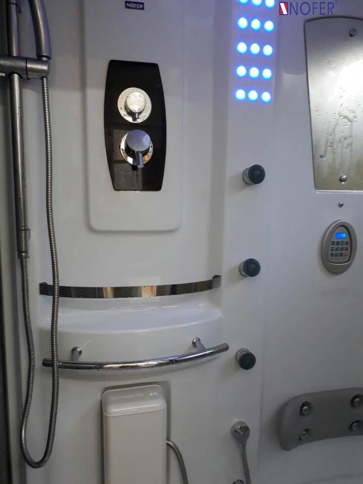 Phòng xông hơi Nofer VS-805 - Hình 1