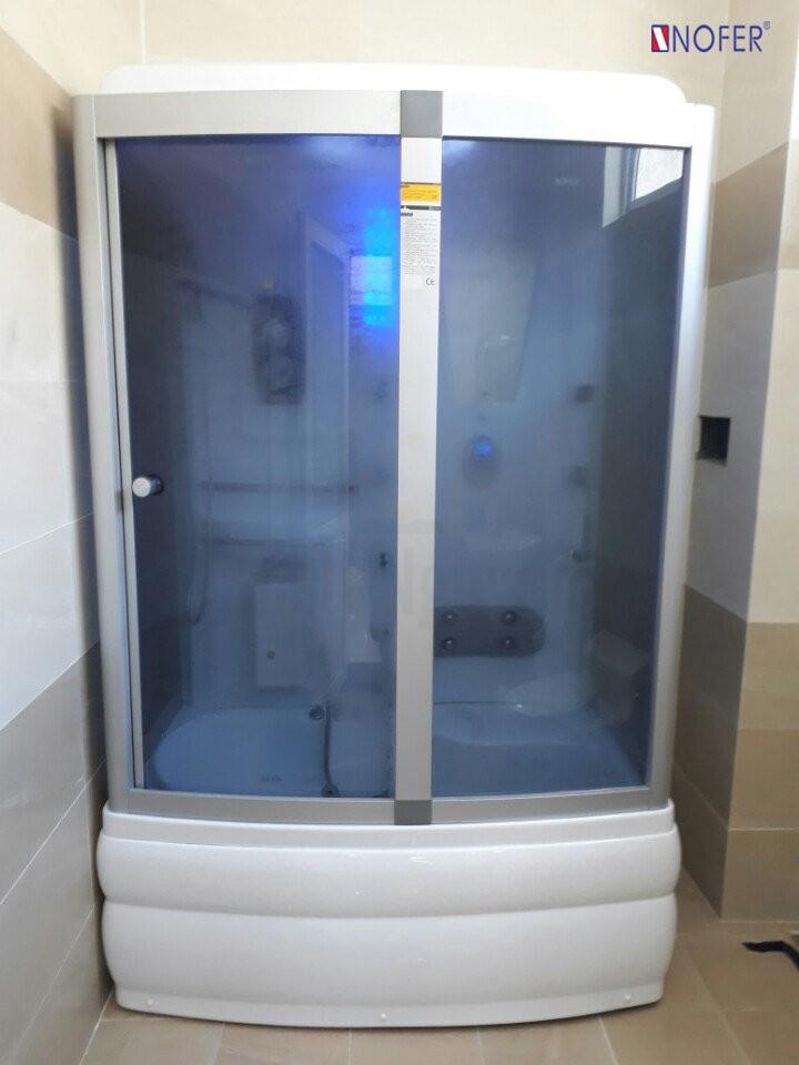 Phòng xông hơi Nofer VS-805 - Hình 4