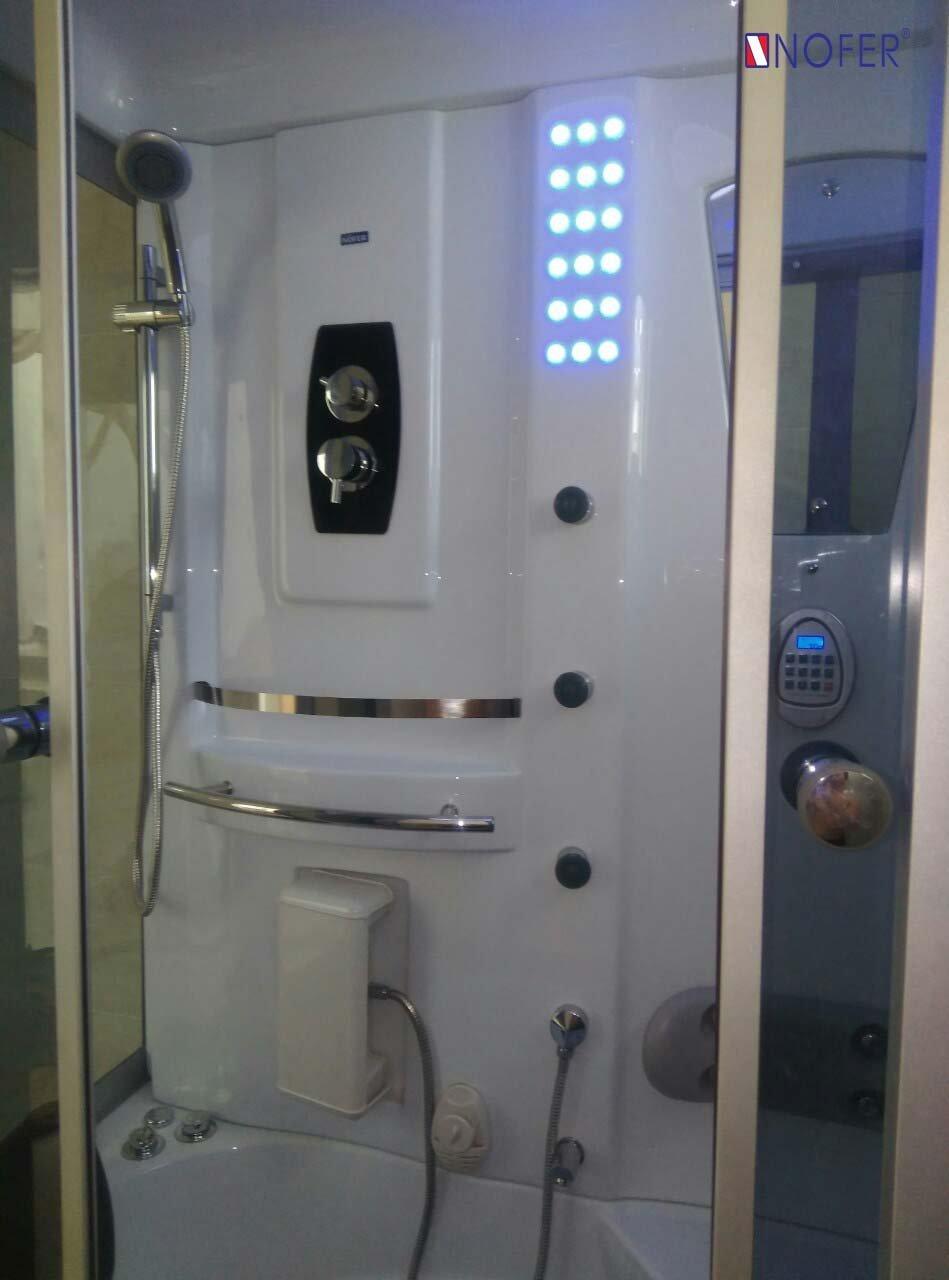 Phòng xông hơi Nofer VS-806 - Hình 3