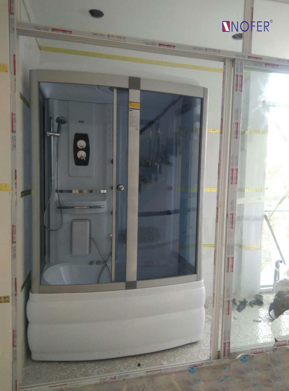 Phòng xông hơi Nofer VS-806 - Hình 5