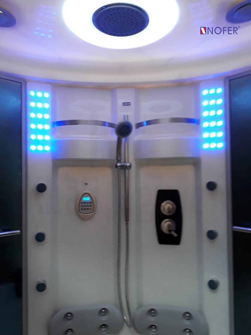 Phòng xông hơi Nofer VS-809 - Hình 3