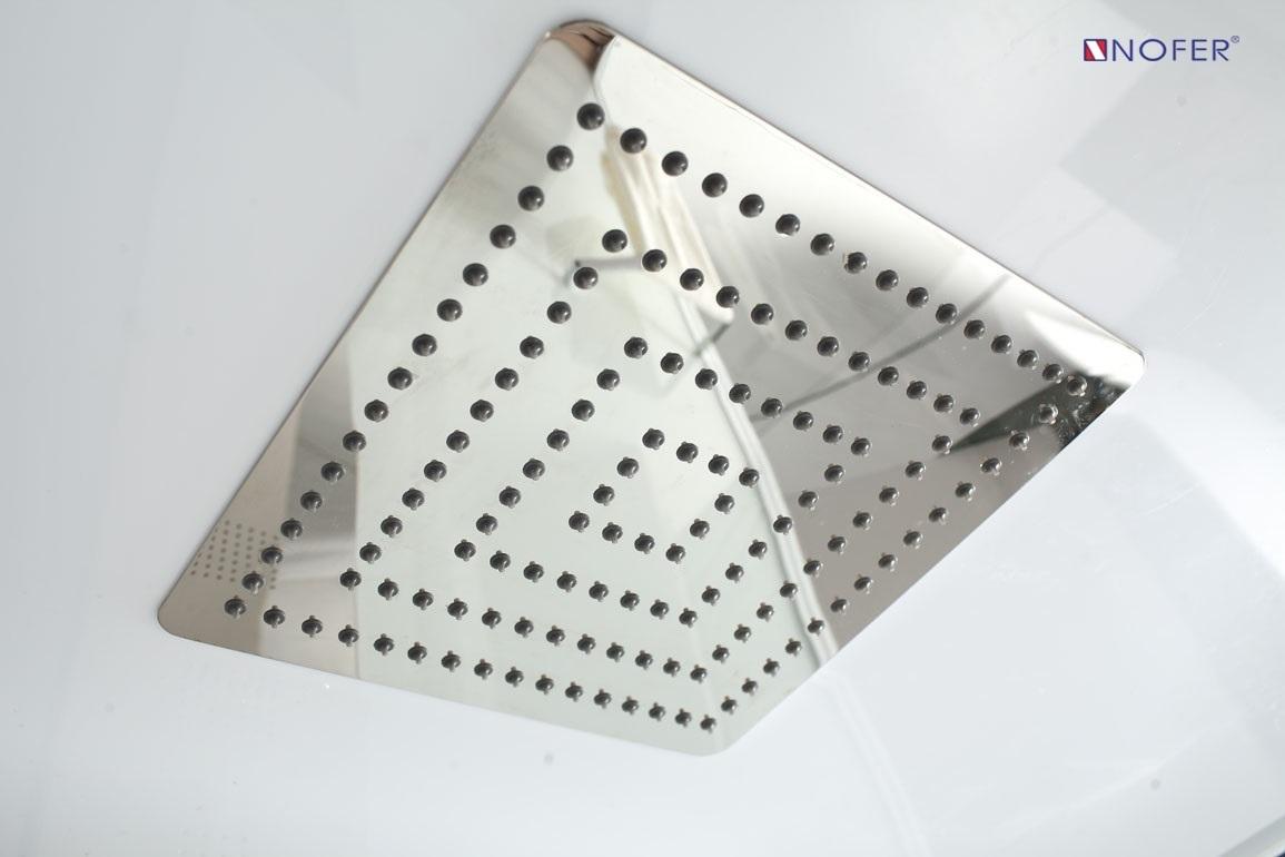 Hệ thống sen trần của phòng xông hơi VS-89101S