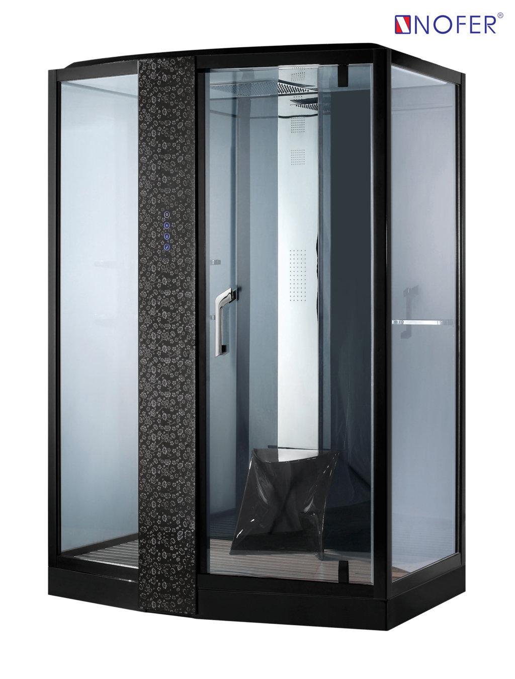 Phòng xông hơi VS-89102S (L) màu đen