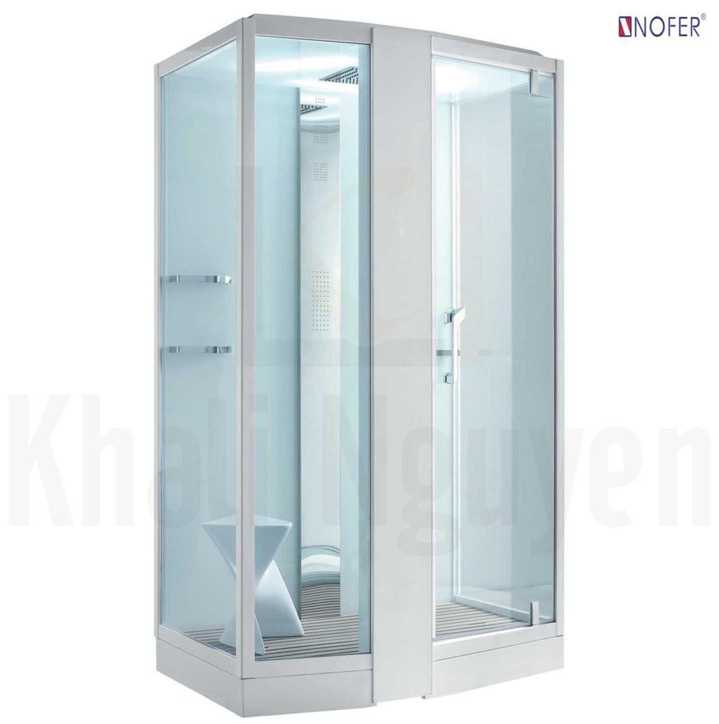 Phòng xông hơi VS-89102S (L) màu trắng