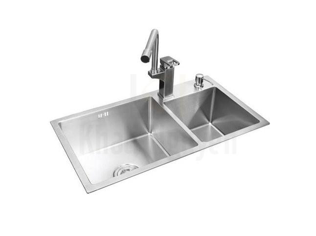 Chậu rửa bát Inox Rangos RG-8245LO