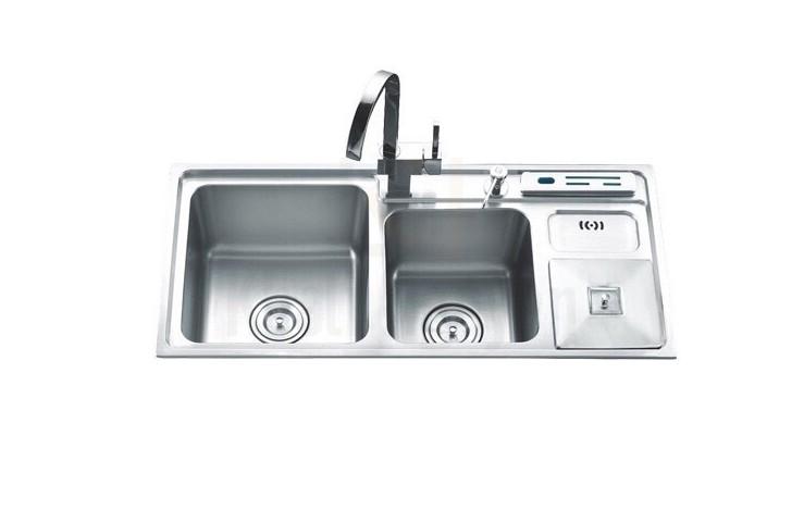 Chậu rửa bát inox Rangos RG-9143R 1