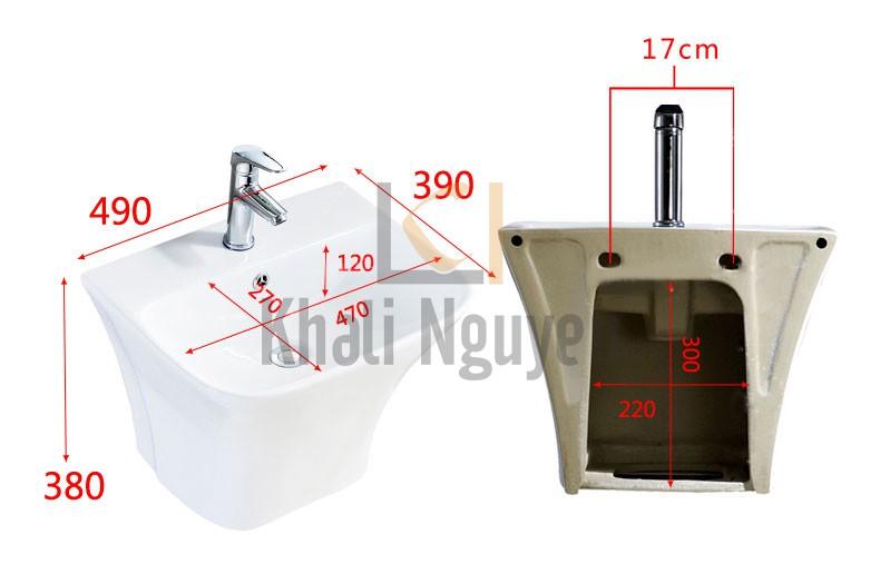 Thông số kỹ thuật RG-6107
