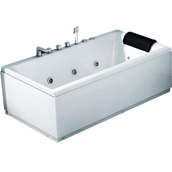 """Top 4 thiết kế bồn tắm massage """"hot"""" nhất hiện nay"""