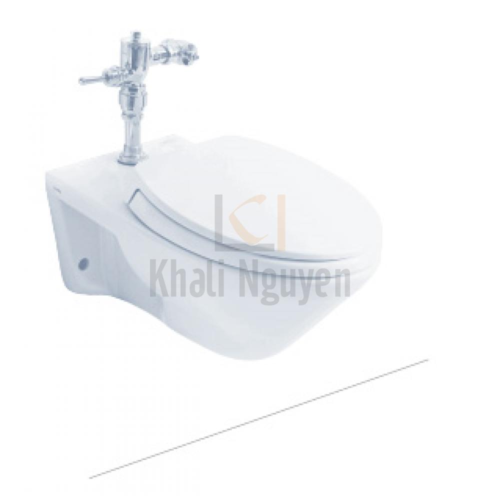 Bồn cầu âm tường: Lựa chọn hoàn hảo cho phòng tắm nhỏ