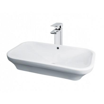 Chậu Rửa Mặt Lavabo TOTO LW631JW Đặt Bàn