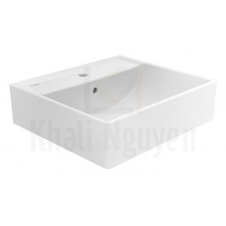 Chậu Rửa Lavabo Viglacera Platinum P.22.320 Đặt Bàn