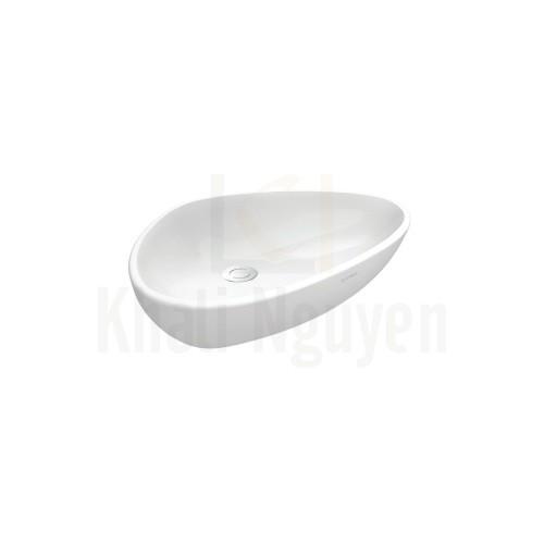 Chậu Rửa Lavabo Đặt Bàn Viglacera Platinum P.23.321